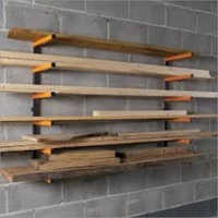 Wood Rack Storage System