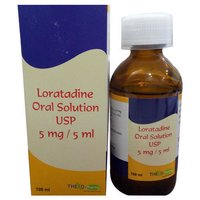 Loratadine suspension