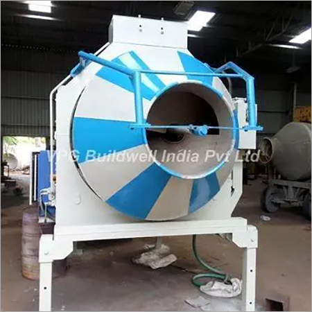 Reversible Drum Fertilizer Mixer Machine