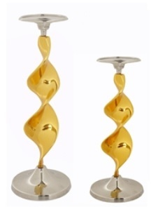 Twisted Candle Stand