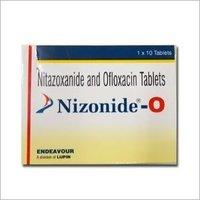 Nitazoxanide & Ofloxacin Tablets