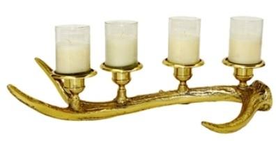 Twig Candle Abra