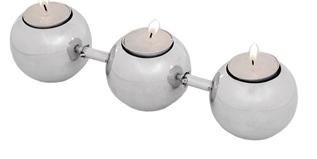 Tripple Ball Candle Abra