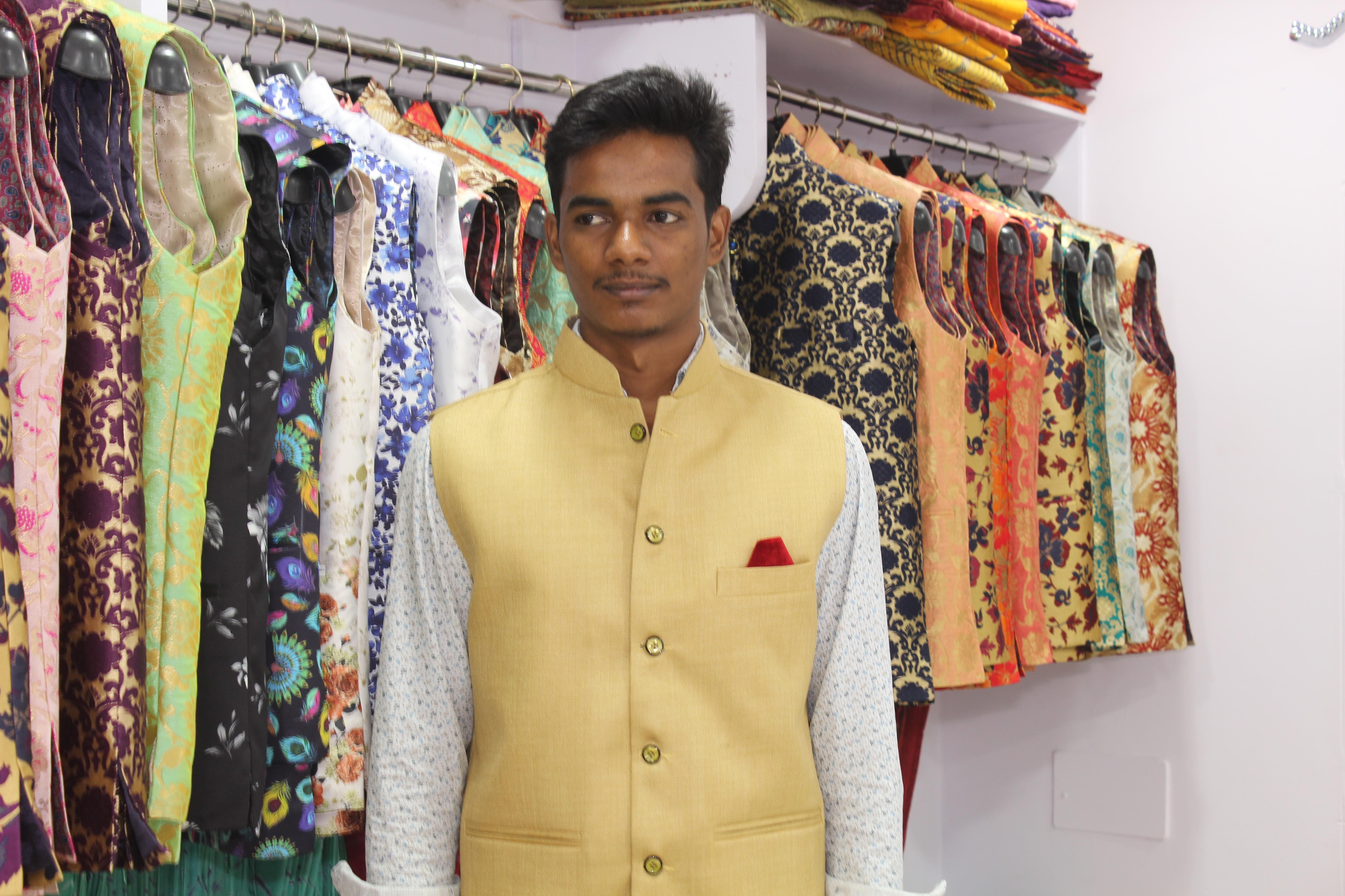 Plain Nehru Jacket