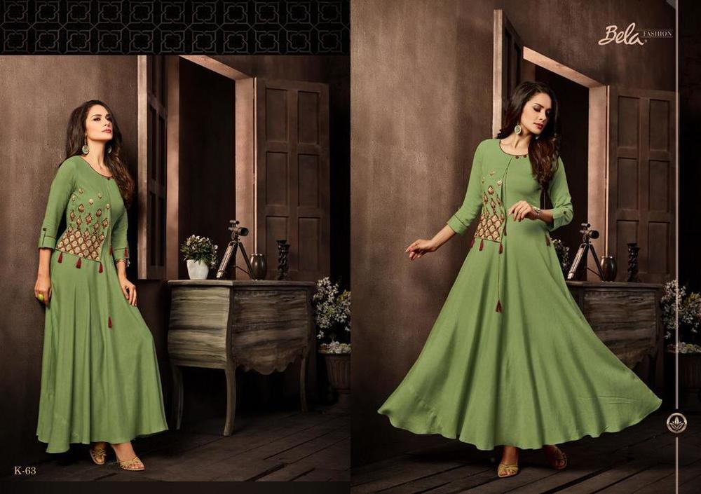 Fancy Designer Gowns
