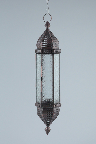 Hanging Pierced Lantern