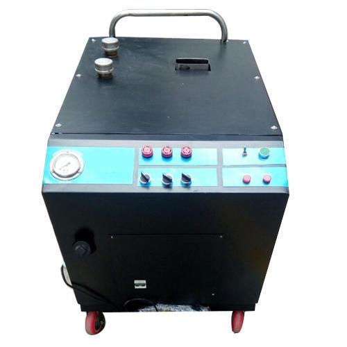 Diesel version steam car washer
