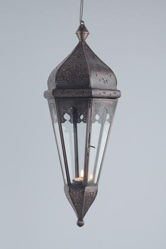 Hanging Taper Lantern