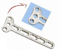 Locking T Plate For 3.5 mm Screws