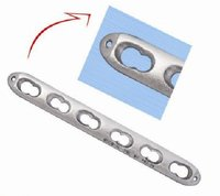 Locking Compression Plate For (Narrow) 5.0 MM Screws
