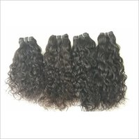 Natural Raw Temple Curly Hair