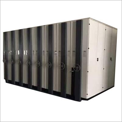 Industrial Compactor Storage