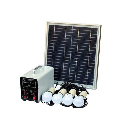 Solar Power Plant Kit