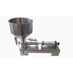 Fuel Gel Filling Machine