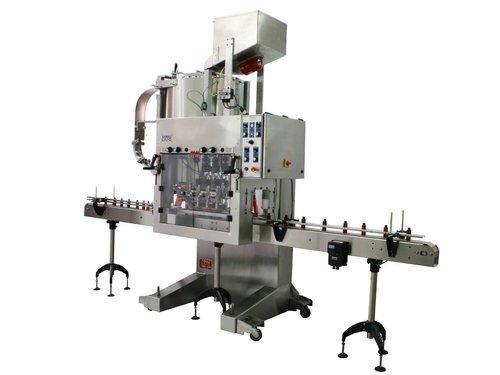 Lug Cap Machine