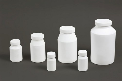 PTFE Mouthed Reagent Bottle
