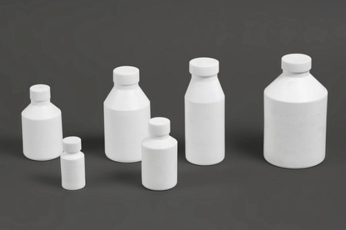 PTFE Narrow Mouthed Reagent Bottle
