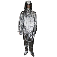 Aluminized Fire Fighting Suits