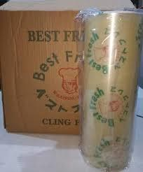 BEST FRESH PVC CLING FILM
