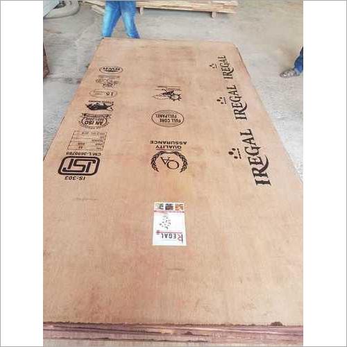 Iregal plywood