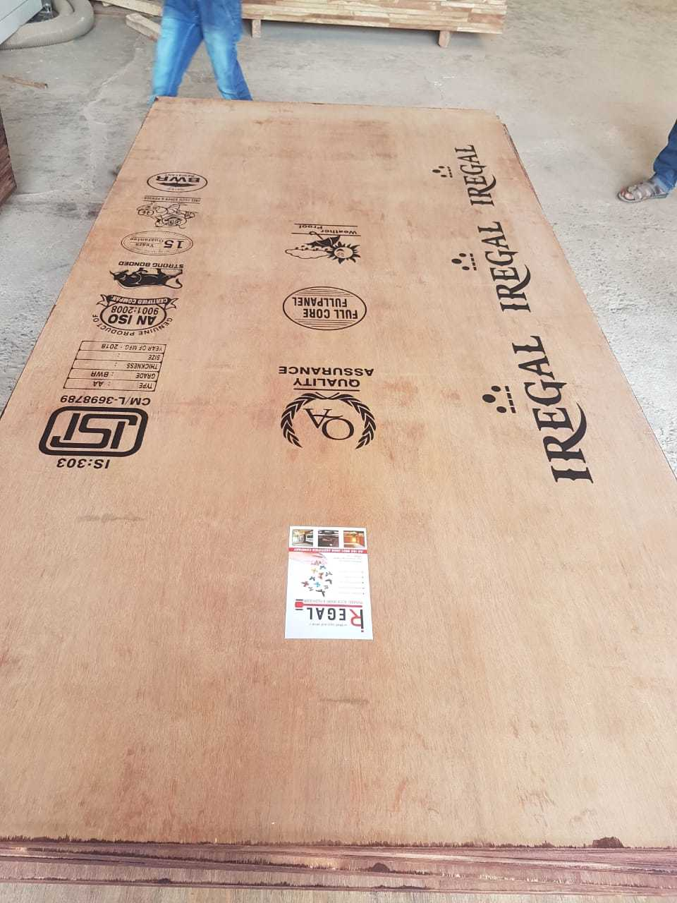 6-18 MM Wooden Ply Board