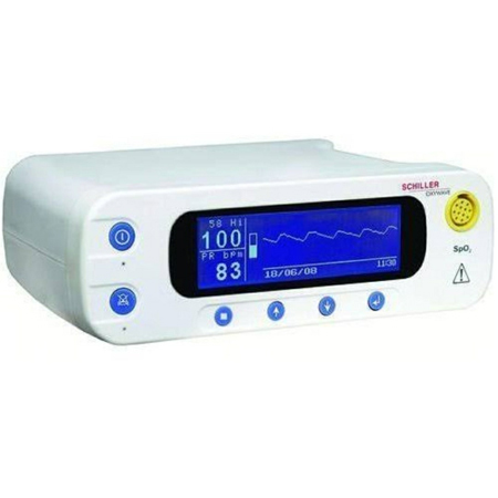 Desktop Pulse Oximeter Machine