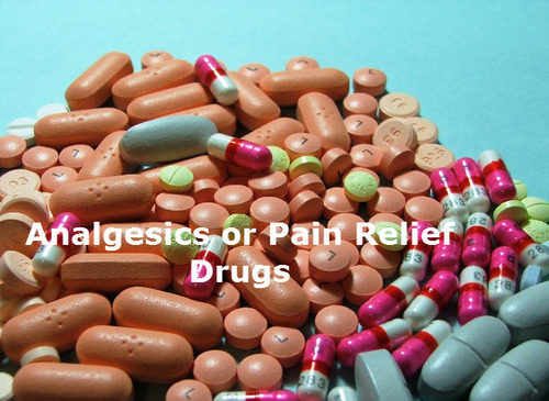 analgesics drugs