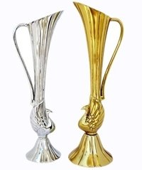 Swan Vases