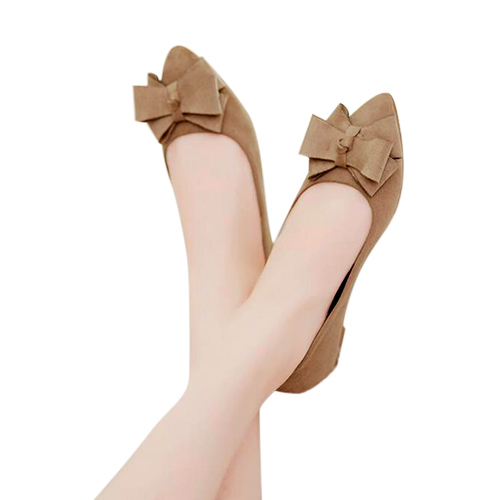 Ladies Casual Ballerina Shoes