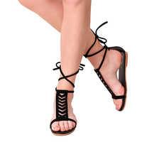 Ladies Flats Sandals