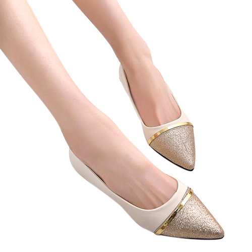 Modern Ladies Ballerinas Shoes