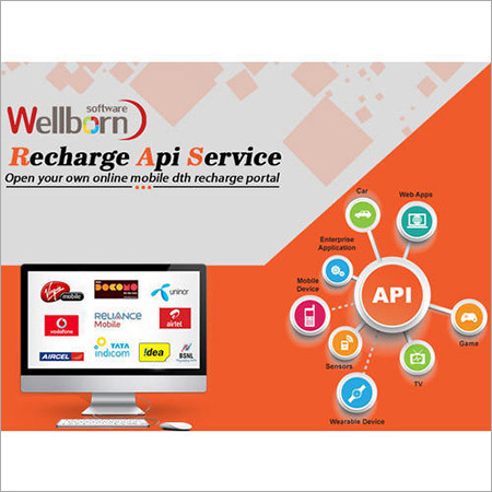 Mobile Recharge Stock Management Software