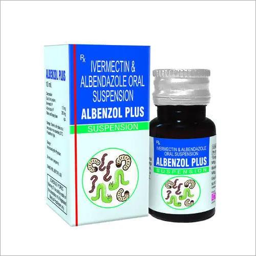 Albendazole & Ivermectin Suspension