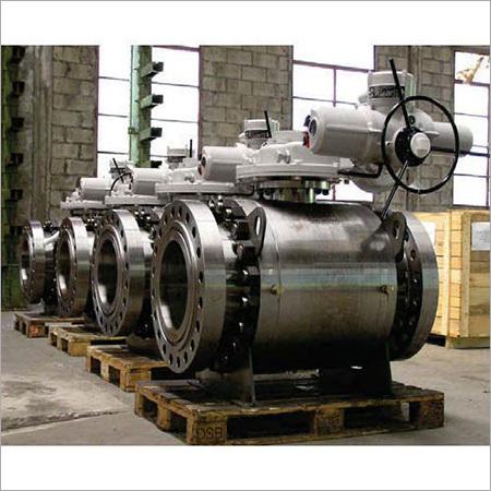 reduce bore ball valve