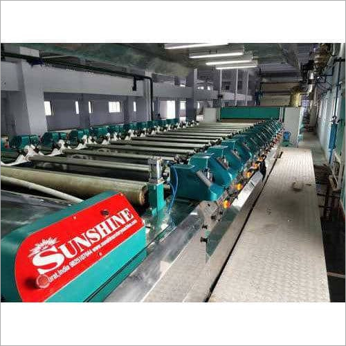 Automatic Rotary Textile Screen Printing Machine