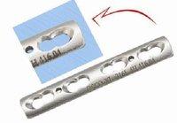 Locking One Third Tubular Plate For 3.5mm Screws