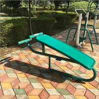 Single Abdominal Bench