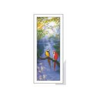 Decorative Printed Pvc Doors