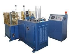 High-Speed Paper Cup Making Machine