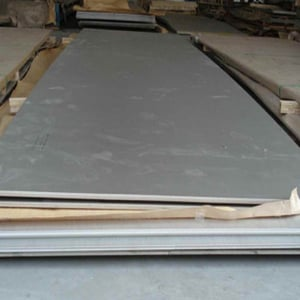 Cold Rolled SS Sheet