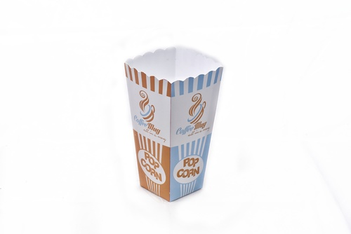 Popcorn Packing Boxes