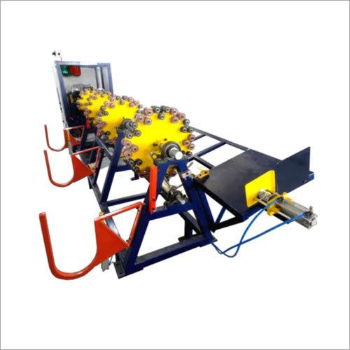conduit pipe socketing machine