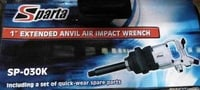 "1"" EXTENDED ANVIL AIR IMPACT WRENCH"