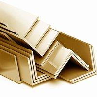 Brass Angle Profiles