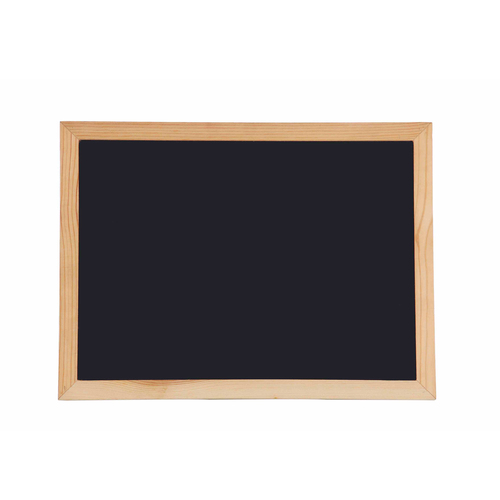 Wooden Frame Black Chalk Board