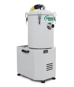THREE-PHASE VERTICAL SUCTION UNIT