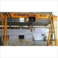 Electric Operated Gantry Crane