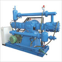 High Pressure Oil Free Compressor