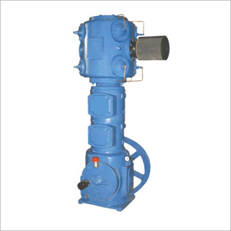 Low Pressure Oil Free Compressor