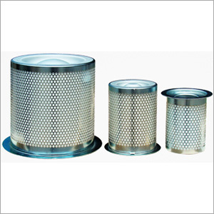 Three Grade Air and Oil Separator